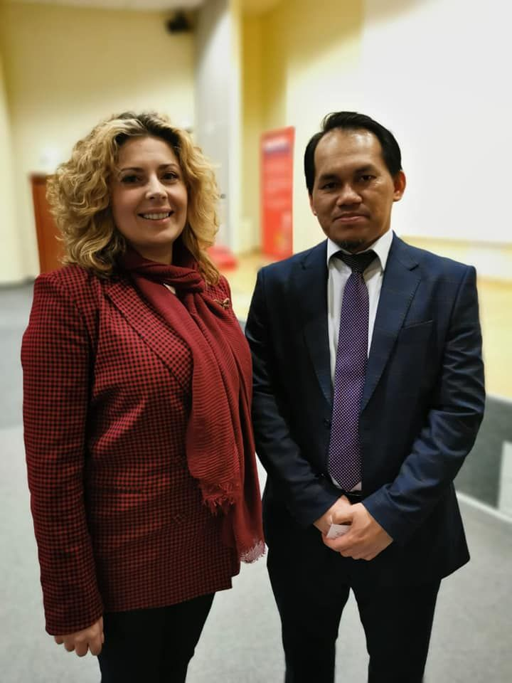 Знакомство с экономикой и торговым Атташе Малайзии