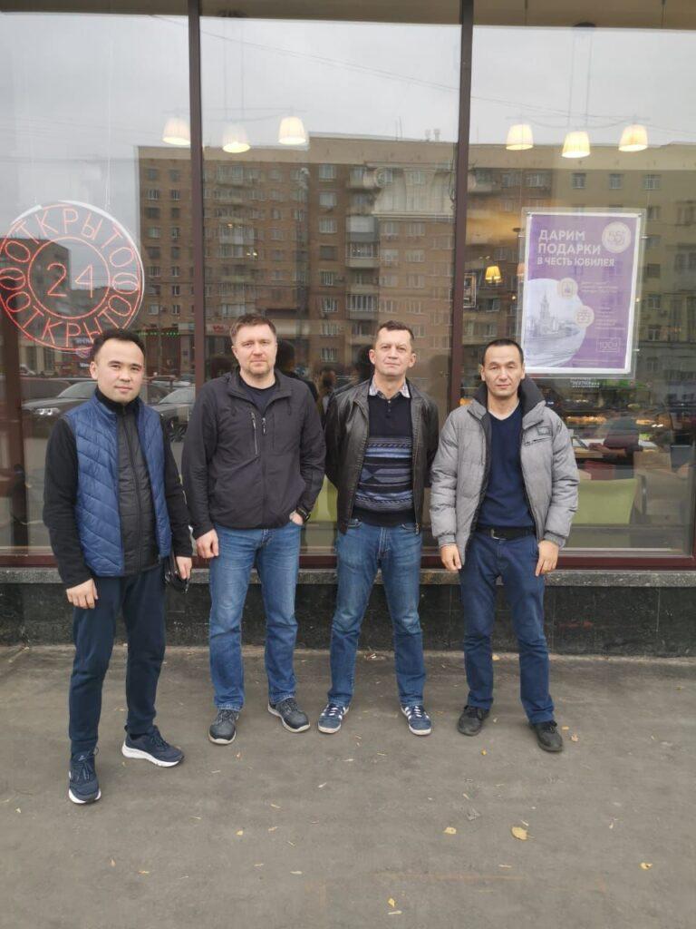 Обсуждение сотрудничества Киргизия-Россия-Китай