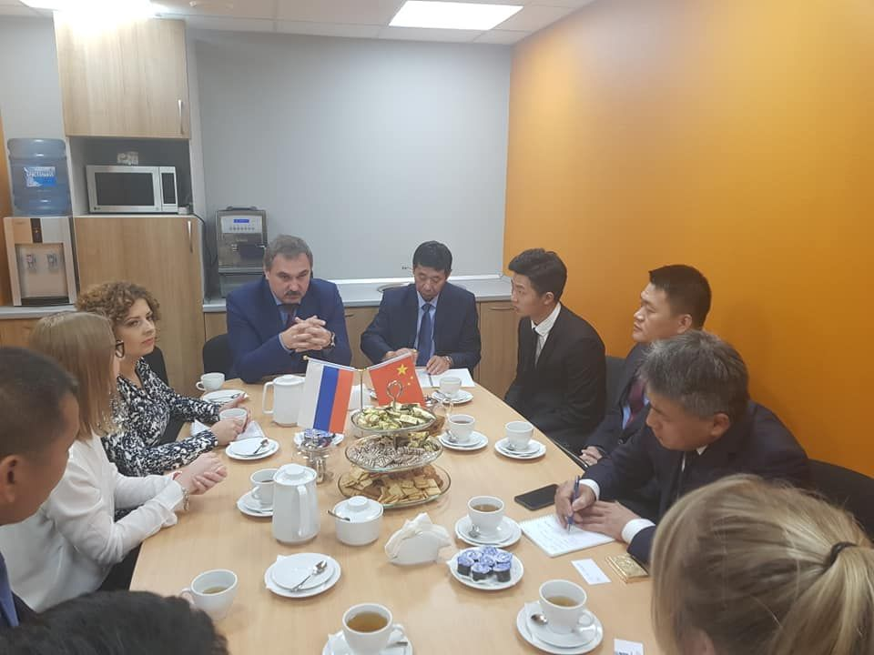 Реверсная деловая миссия на Урал