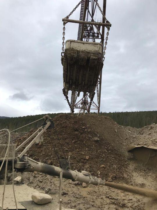 Добыча в Забайкальском крае
