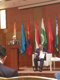 Форум экономического сотрудничества стран ШОС в Москве