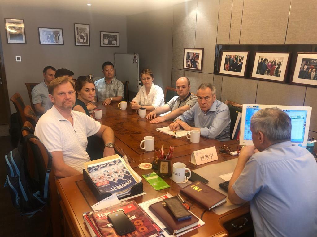 Встречи в партнерском офисе